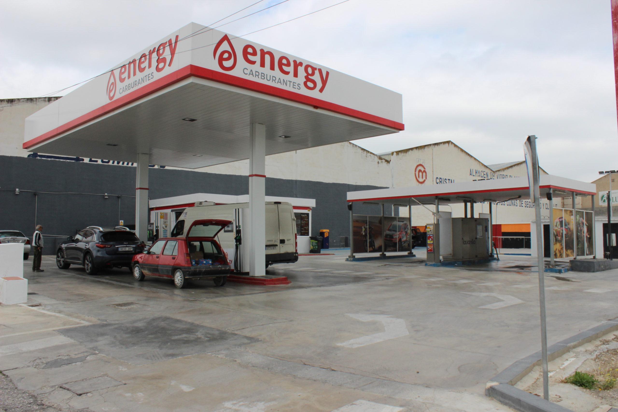 Energy Carburantes Llanos De Los Valles