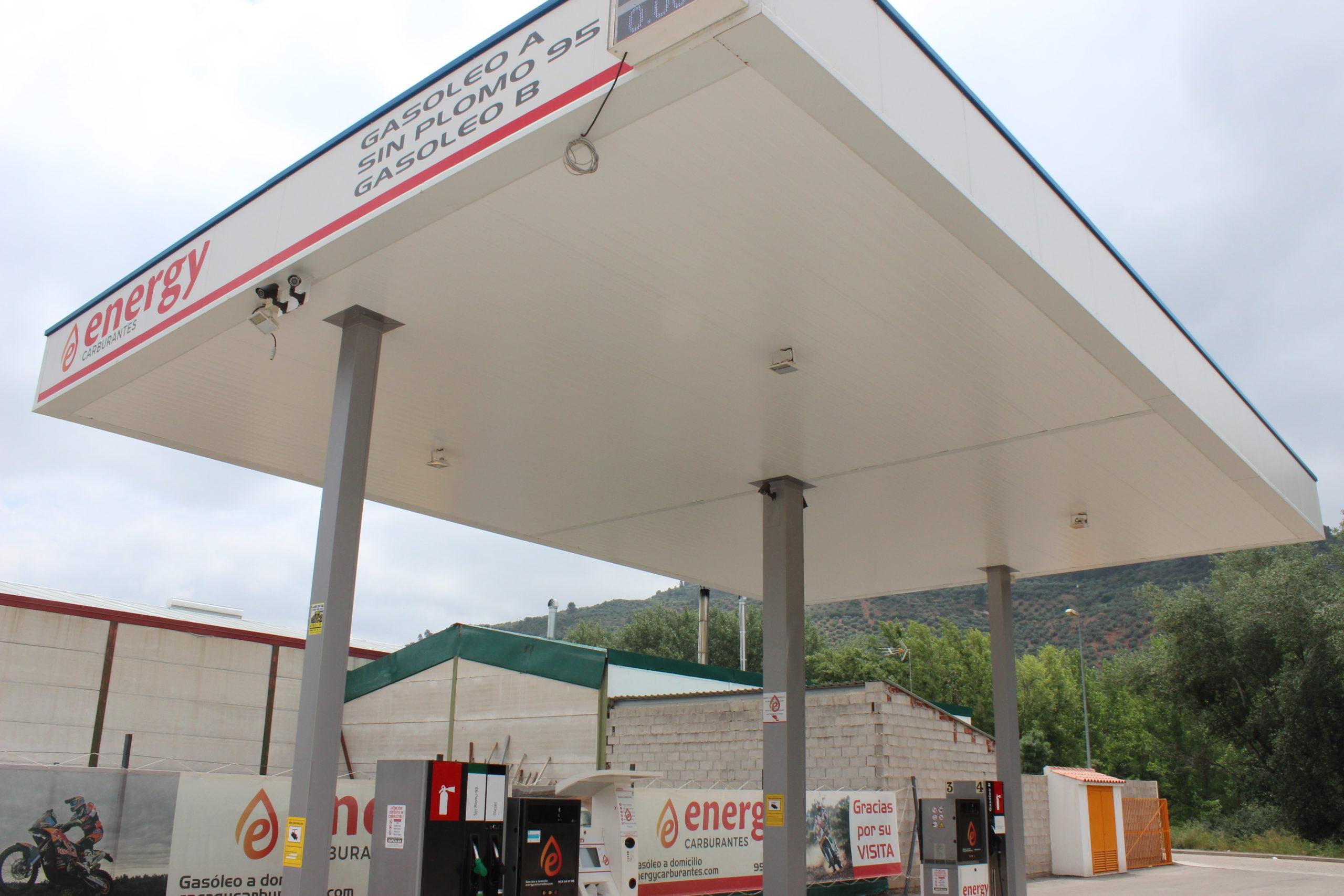 Gasolinera Puerta De Segura 2