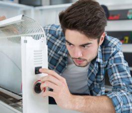Debo apagar la calefaccion al salir de casa
