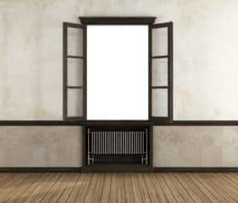 Dónde colocar el radiador - Conseguir la eficiencia energética