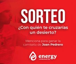 Sorteo Joan Pedrero 3