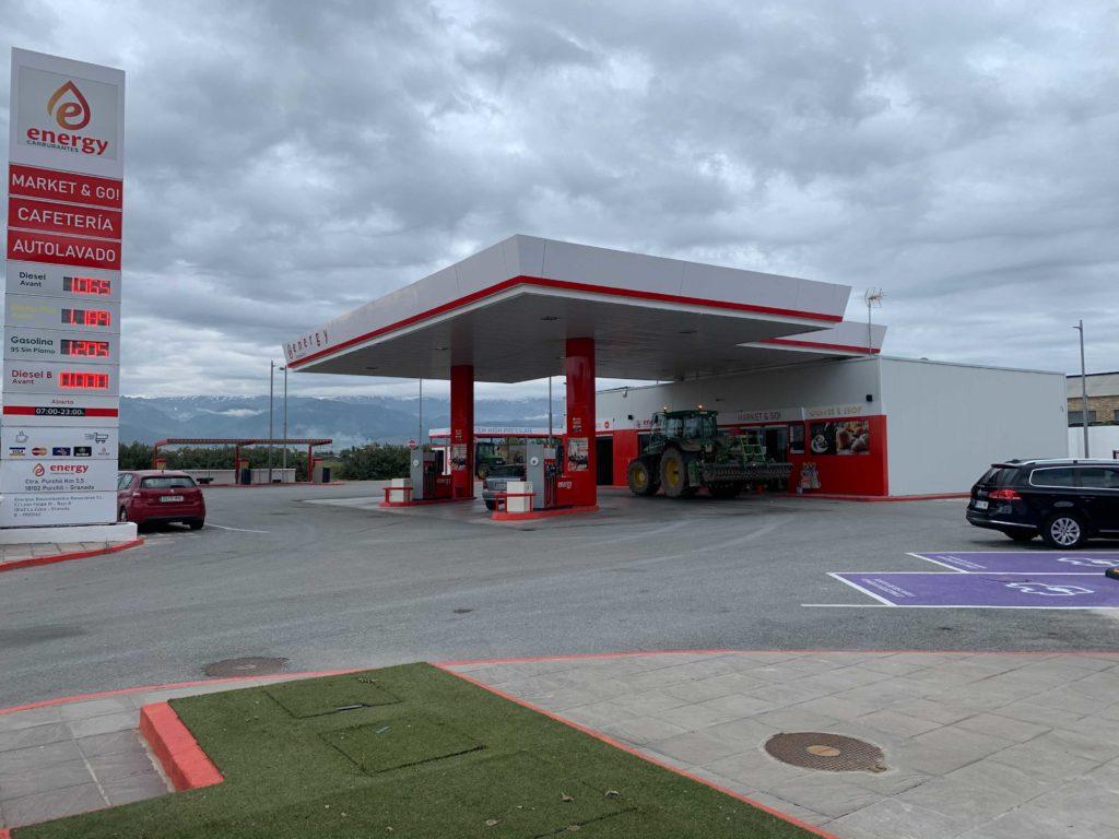 Gasolinera Vegas De Genil