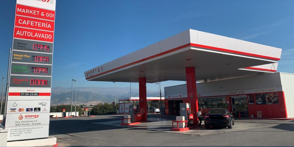 Energy Carburantes Vegas Del Genil 1