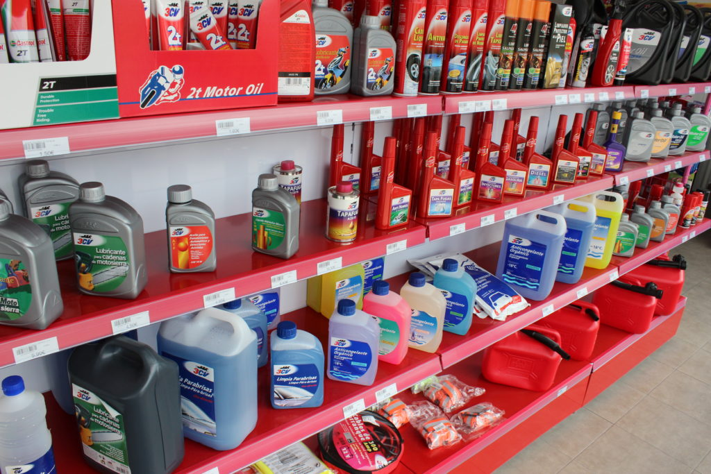 Productos Energy Carburantes